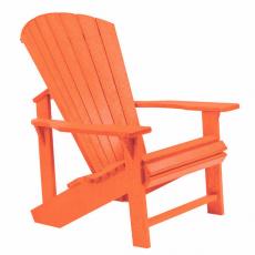 Alsterstuhl Klassik Orange